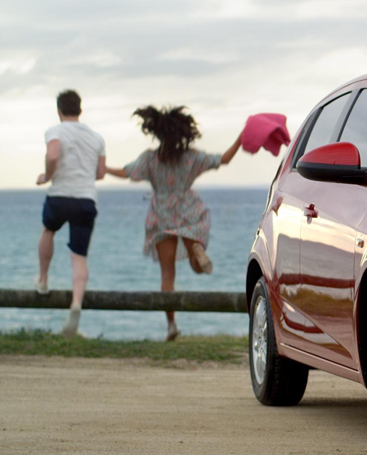 Holden Barina: Spirited Drive