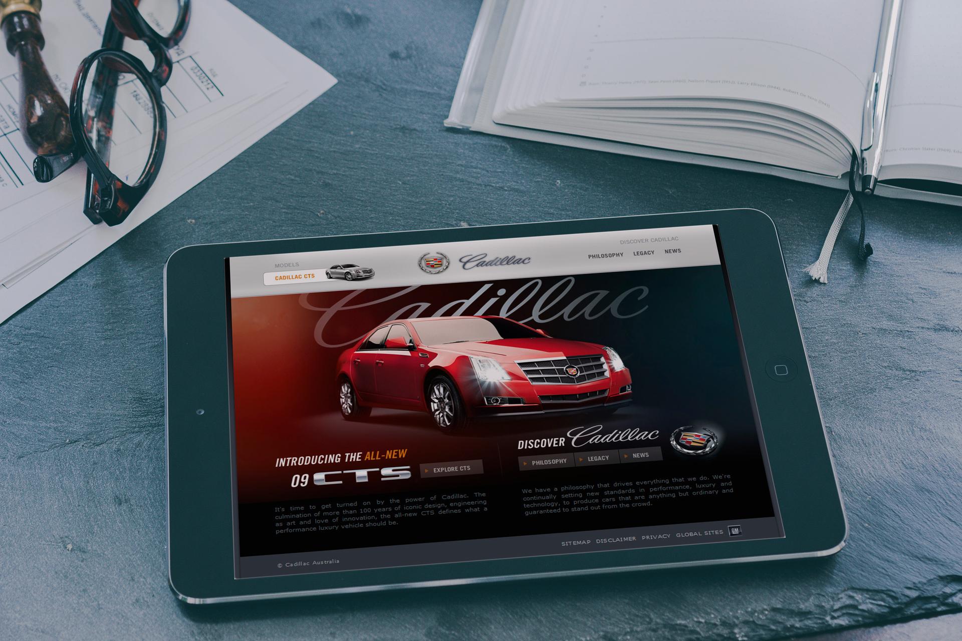 Cadillac Australia