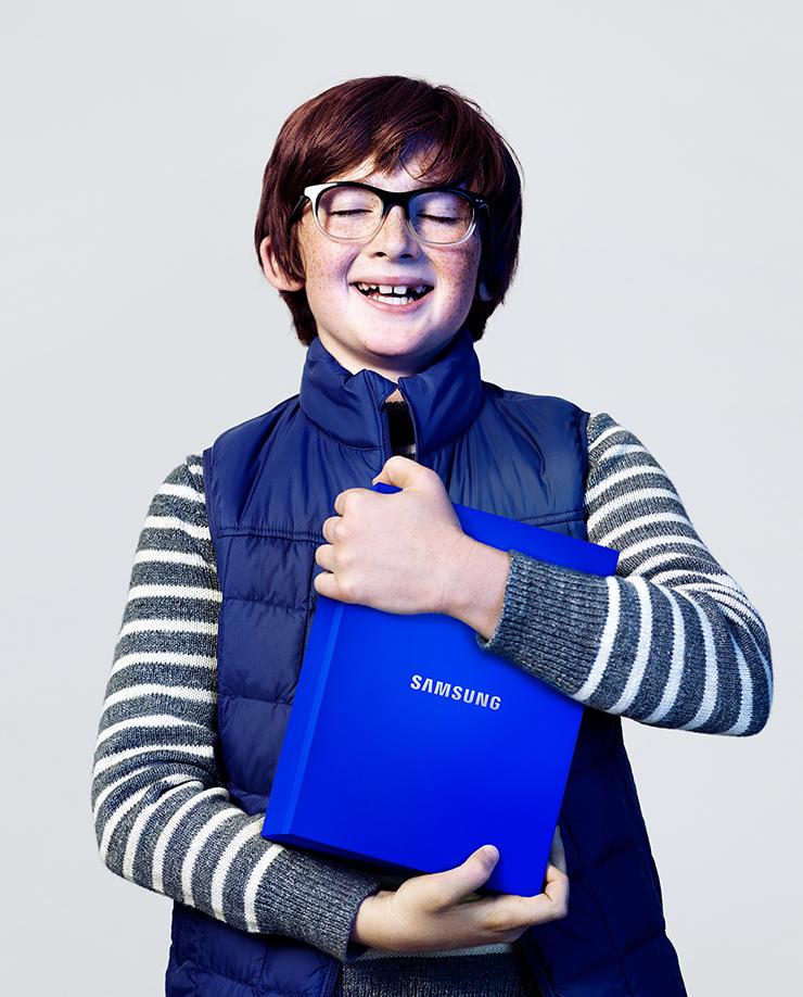 Samsung: Gift of Galaxy