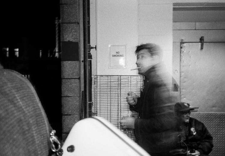 Marcus Mumford. Coney Island 2015.