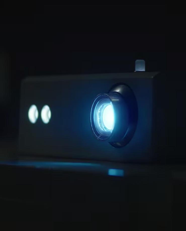 Samsung: Sami the Robot