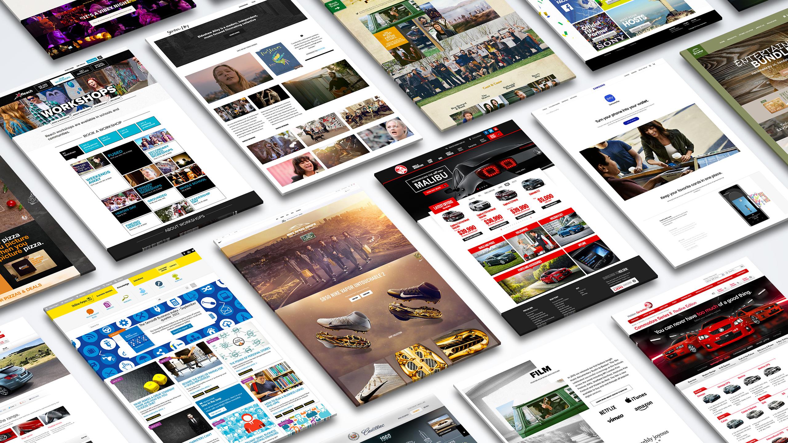 Interactive Design Overview