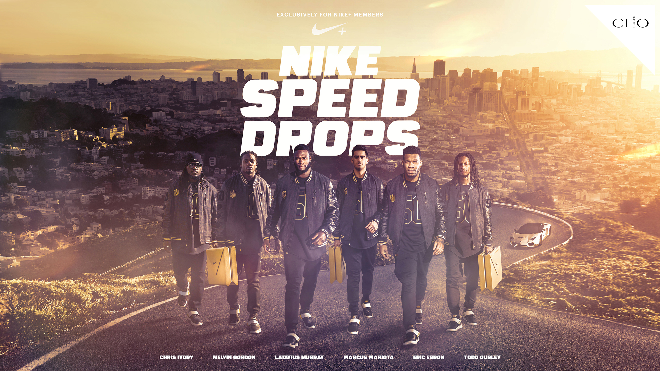 Nike: Speed Drops