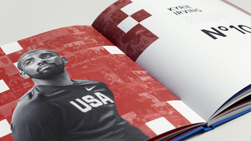 Nike: Road to Olympic Gold